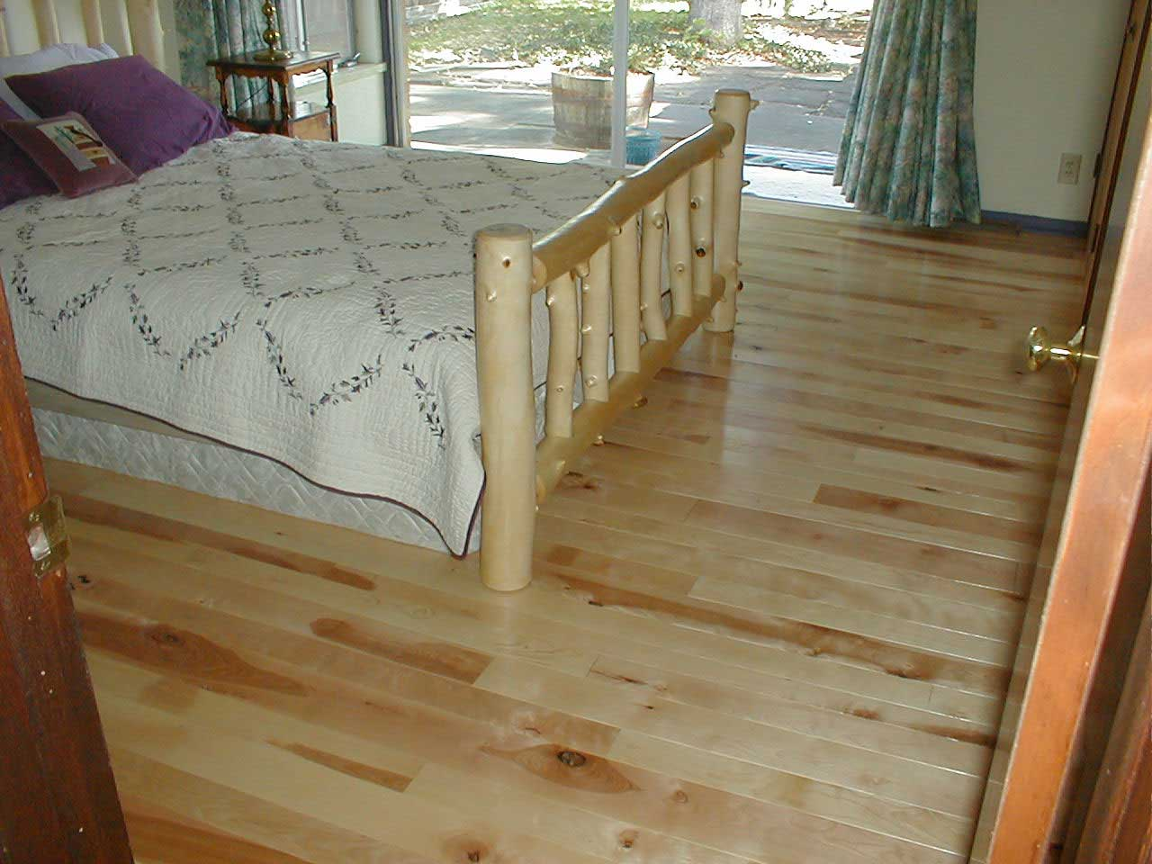 Birch Hardwood Flooring for a contemporary feel look for birch hardwood floors with a lighter color and higher gloss level for a more rustic look choose birch hardwood flooring Timberknee Ltd Yellow Birch Flooring Gallery
