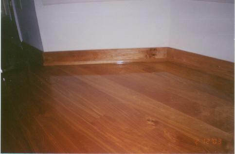 Timberknee Ltd Red Birch Flooring Gallery