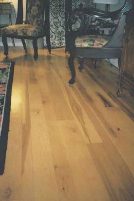 Timberknee Ltd Hickory Flooring Gallery
