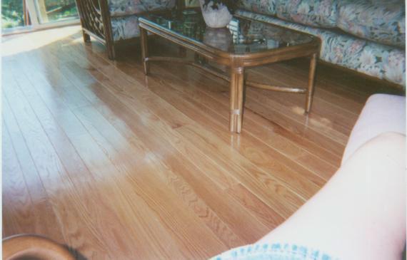 Timberknee Ltd Red Oak Flooring Gallery
